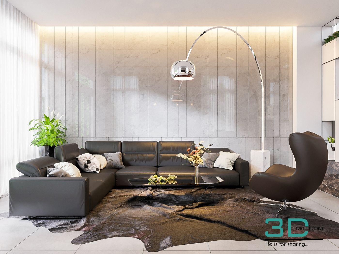 Nice Full Room 08 3dsmax File Free Download By Doan Nguyen