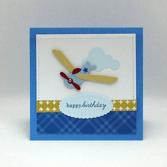 Birthday Card Ideas For Toddlers To Make Part - 43: Boys Birthday Card..gotta Make This For Ethan