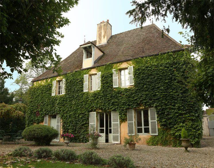 La maison la campagne belles demeures pinterest for Pinterest maison de campagne