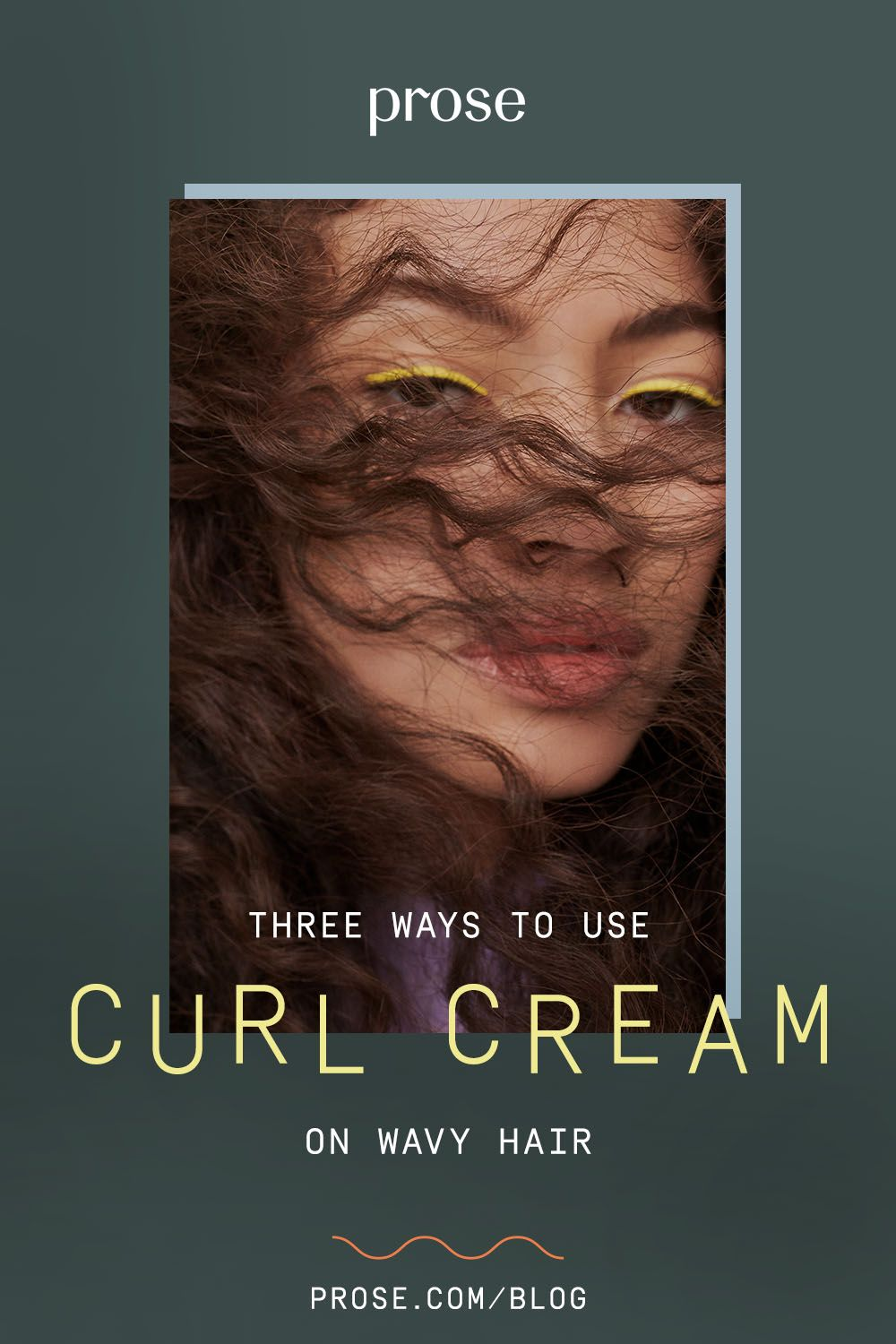 How to Use Curl Cream on Wavy Hair in 2020 Wavy hair