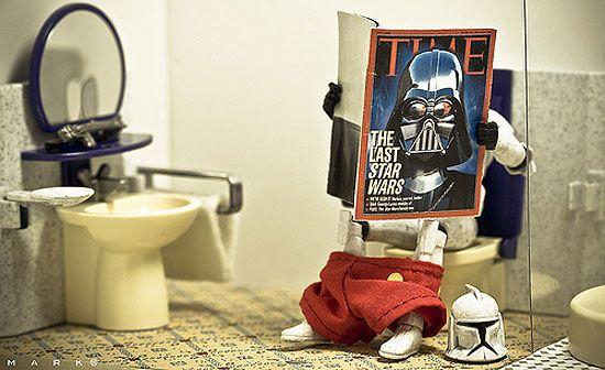 La Vida Secreta De Star Wars Estrella De La Muerte La Vida
