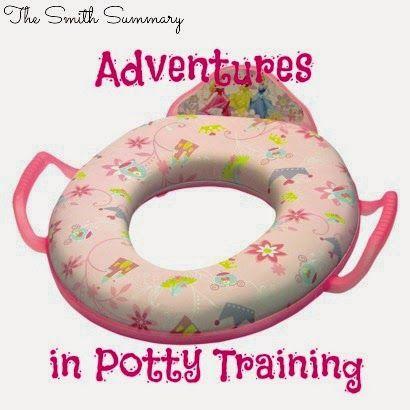 #AdventuresInPottyTraining
