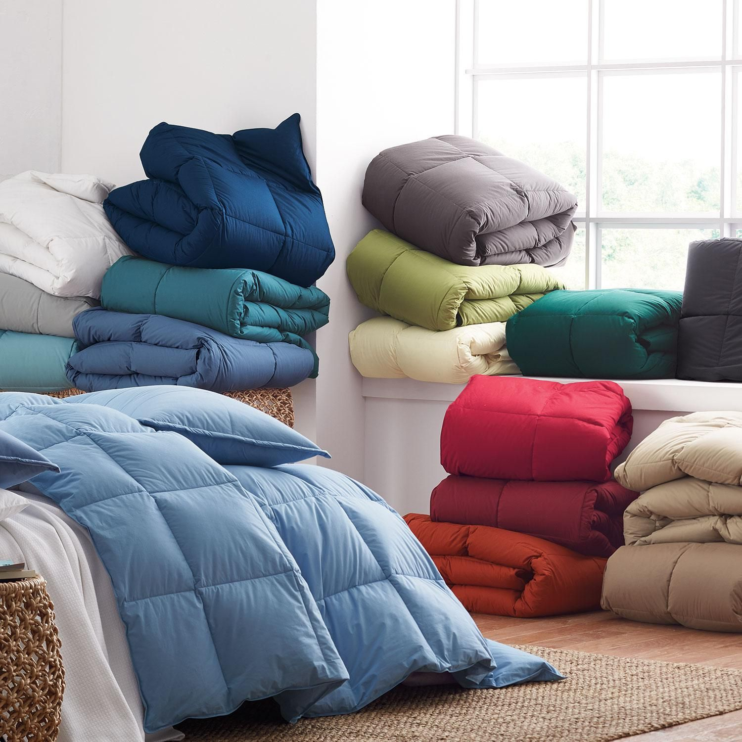 Lacrosse Extra Warmth Primaloft Comforter King The Company