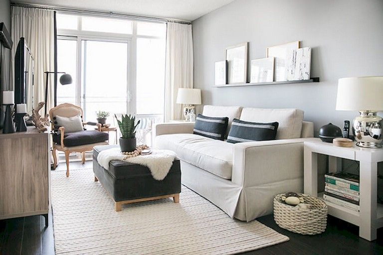 65+ Comfy Living Room Ideas For Small Apartments #livingroomideas  #livingroomdecor #livingroomfurniture