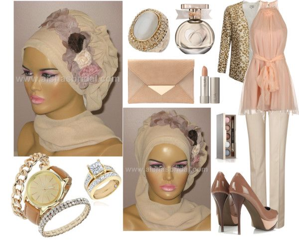 """ready to wear hijab hazır türban"" by hazirturban on Polyvore"