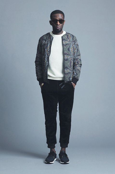 BAL FW15.  menswear mnswr mens style mens fashion fashion style campaign bal lookbook
