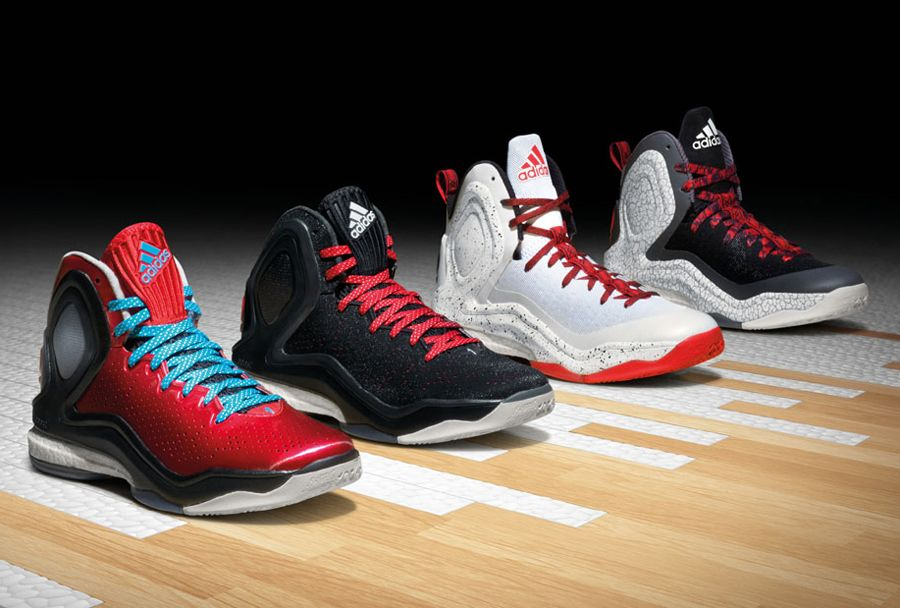 D Rose Adidas Basketball Shoes