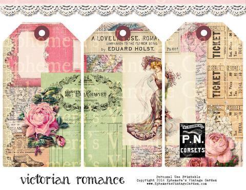 Victorian Romance Printable Journal Kit Victorian Romance Free Vintage Printables Romance Kit