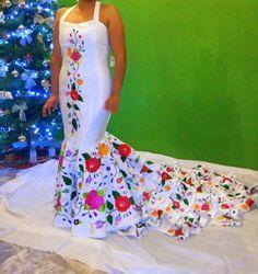buscar genuino muy agradable último vendedor caliente Lucy d vestidos de novia oaxaquenos | Vestidos mexicanos ...