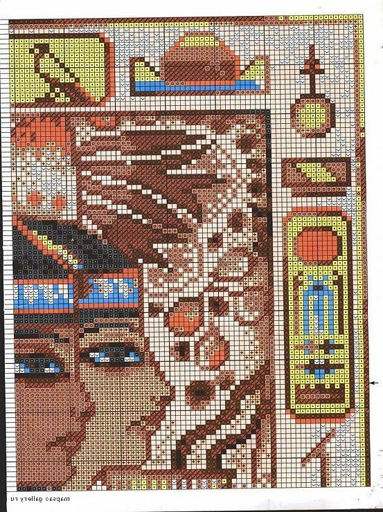 2egipciasnum3.jpg (553×740) | اوبيسون فرعونى | Pinterest ...