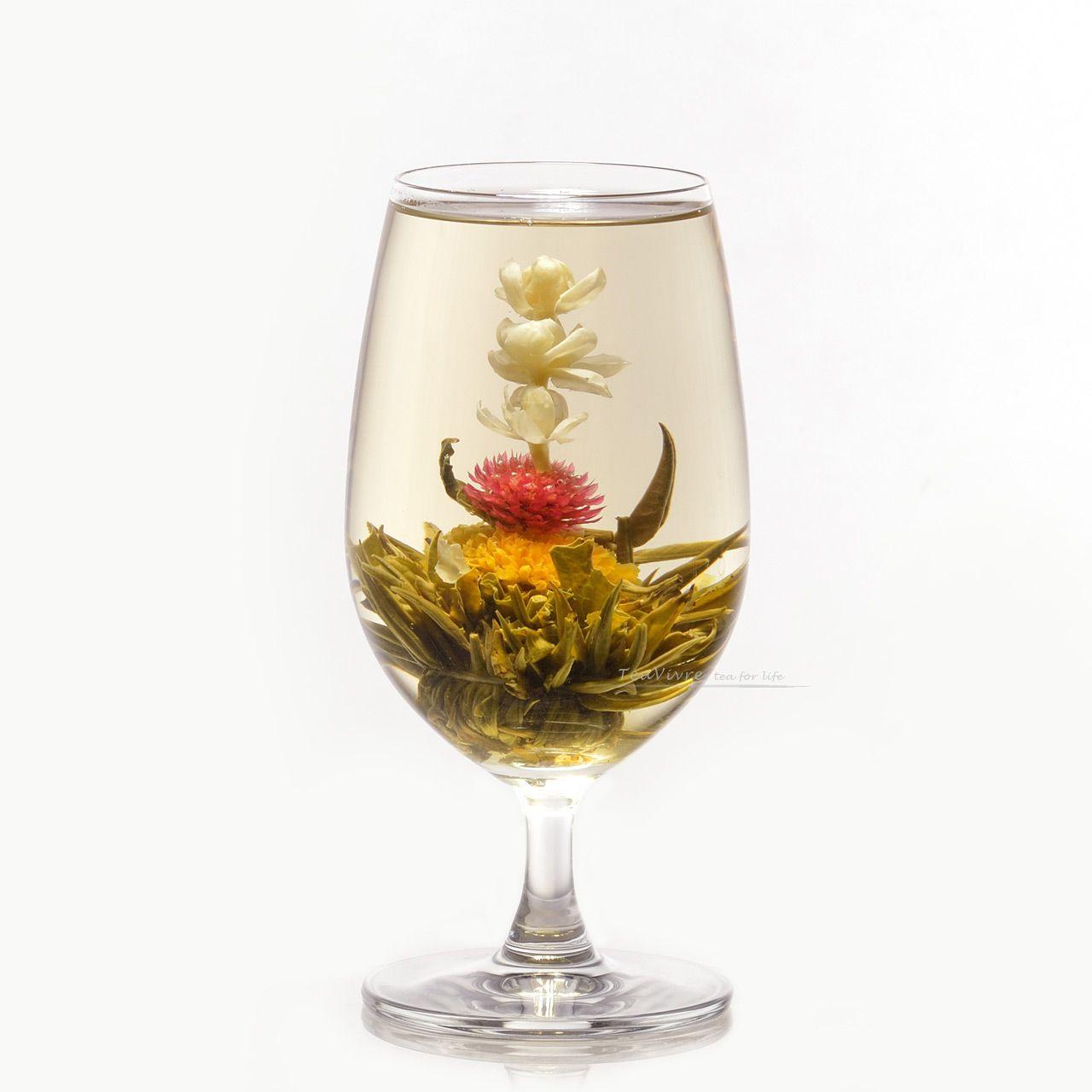 Mixed Flower Teas. (teavivre, 2015)