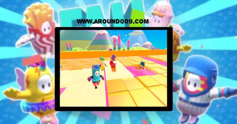 تحميل لعبة Fall Guys للكمبيوتر مجانا برابط مباشر فول غايز لـ Pc مجانا Games Fall
