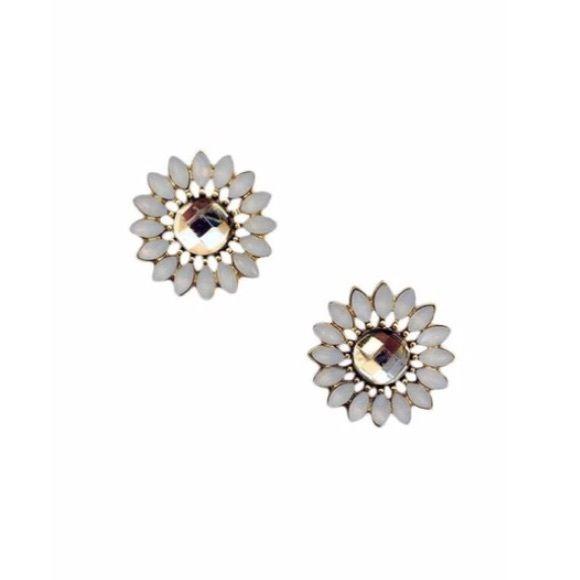 Earrings Flower stud earrings Jewelry Earrings