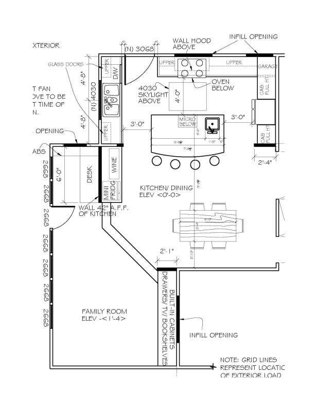 Kitchen Island Shape Kitchen Flooring Kitchen Floor Plans Kitchen Layout Plans