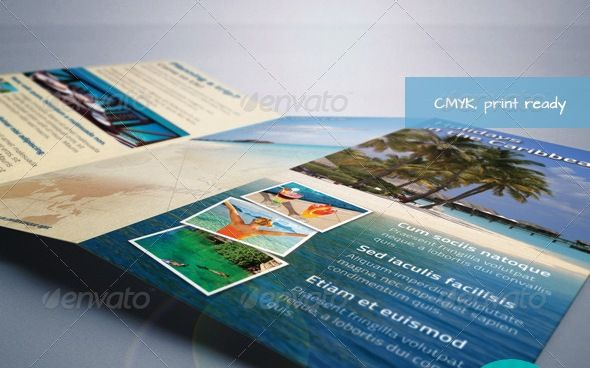 Showcase Of Premium Travel Brochure Templates  Psd Files