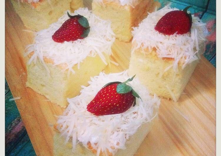 Resep Chiffon Cheese Cake Oleh Ibu Malka Resep Kue Keju Kue Resep