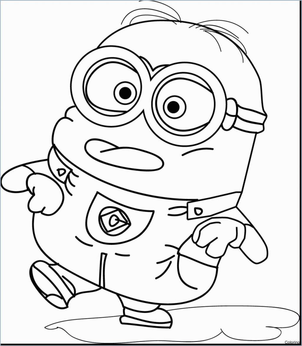 Coloring Pages Minions Coloring Pages Color Me Coloringok Awesome