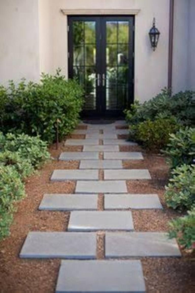 40 Admirable Modern Paths For Front Yard Decoration Outdoors In Modern Landscaping Outdoor Landscape Design Outdoor Landscaping