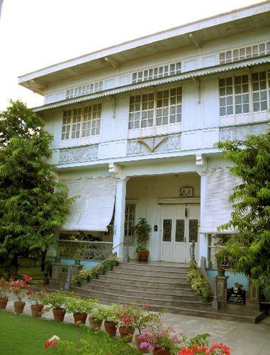 The Heritage Houses Of San Fernando Pampanga Heritage House Pampanga House