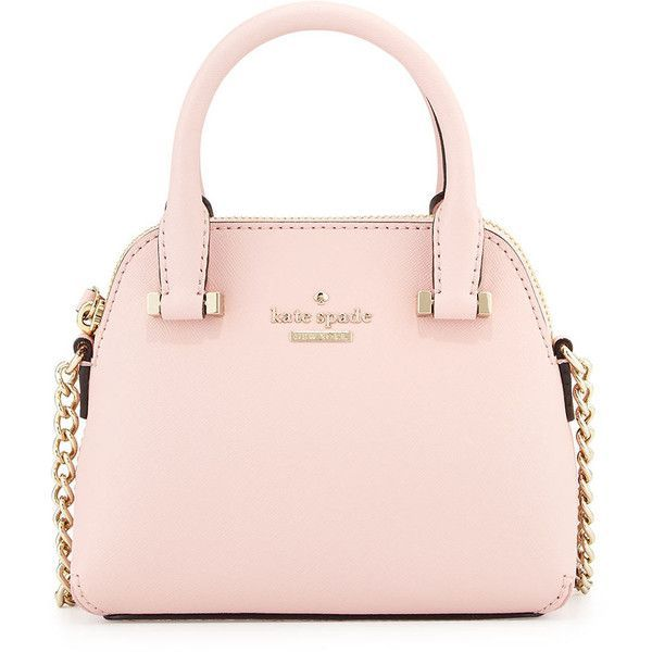 kate spade new york cedar street mini maise crossbody bag ($198) ? liked on