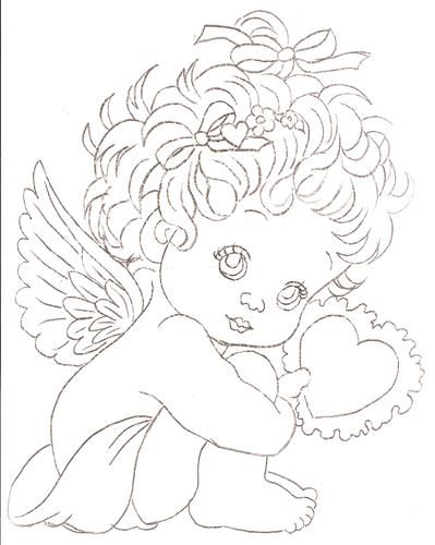 Would like a similar cupid in my sleeve. little cupid will always ...