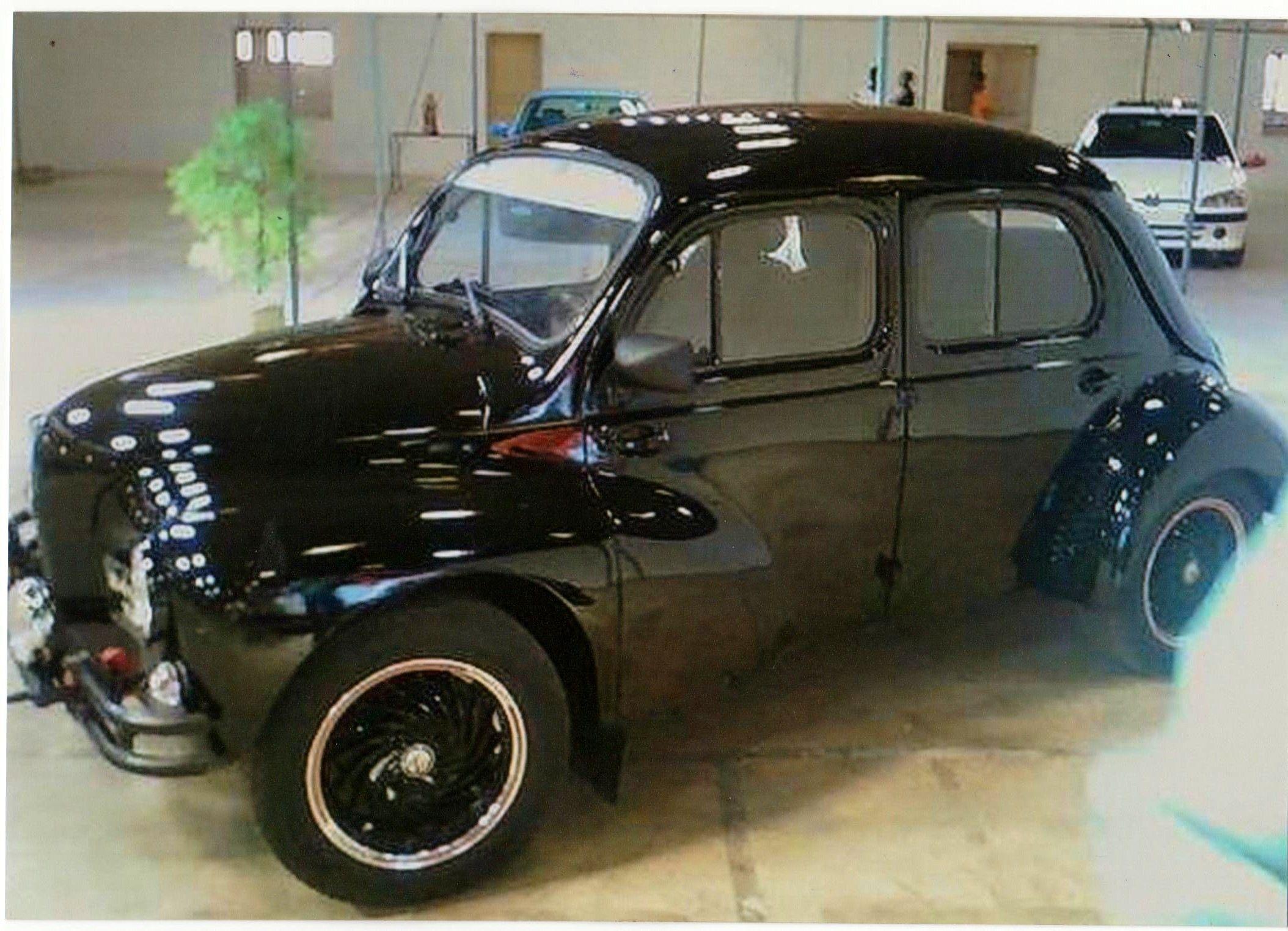 4 Cv Proto Pays Madagascar Voiture Renault