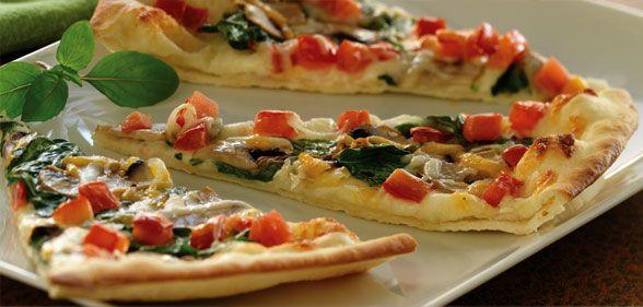Papa Murphy's | Veggie deLITE® Pizza | Papa Murphy' Apex ...