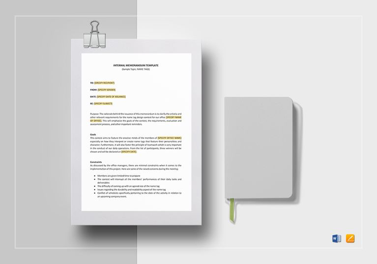 Internal Memo Template Classy Internal Memo Template  Commercial Printing And Template