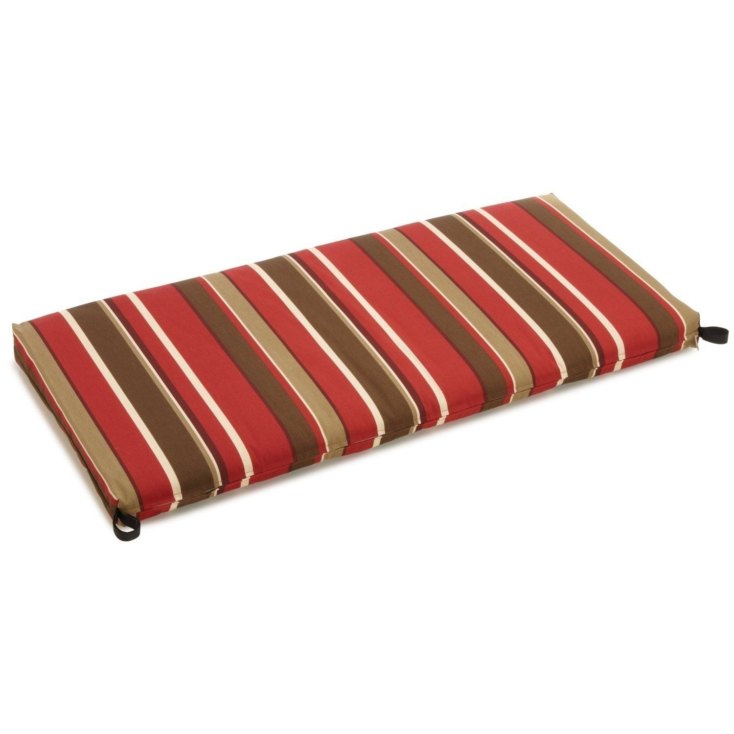 Blazing Needles 42 Inch All Weather Bench Cushion 42 X 19