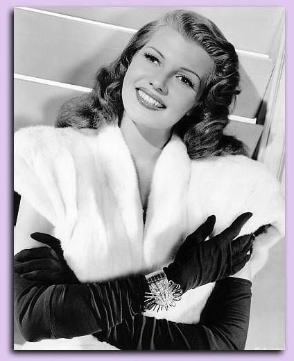 Rita Hayworth: Hollywood Glamourous 40s
