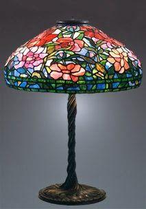 Antique Tiffany Lamps Authentic