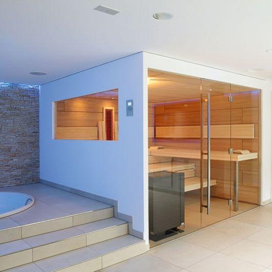 Saunabau Sauna Stockholm Einrichtungs- und Dekoideen Pinterest - wohnideen von privaten