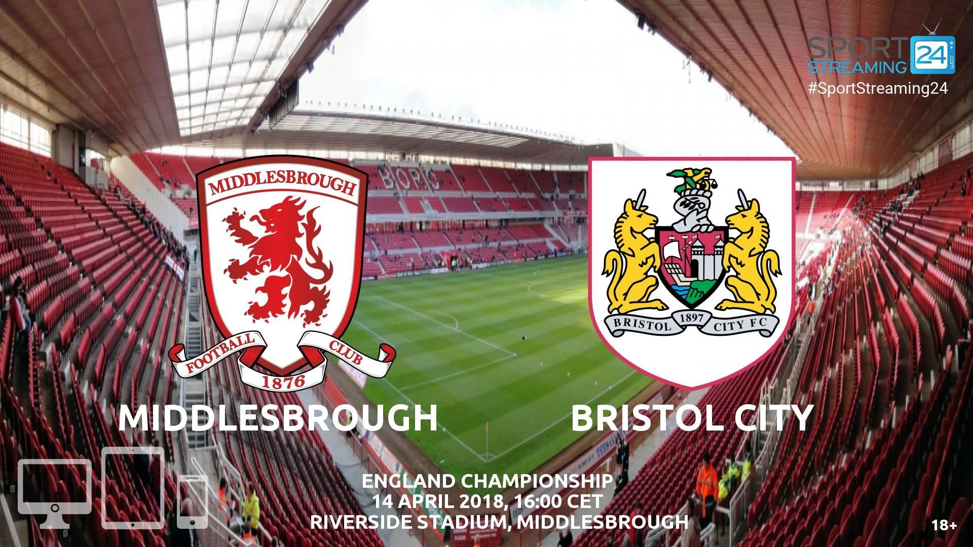 Streaming News And Match Previews Sportstreaming24 Bristol City Middlesbrough Streaming