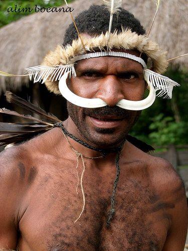 Male Dani Tribe, Papua Indonesia  Indonesian Tribals  Pinterest  Indonesia, Papua New Guinea