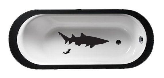 Bathroom Tub Stickers