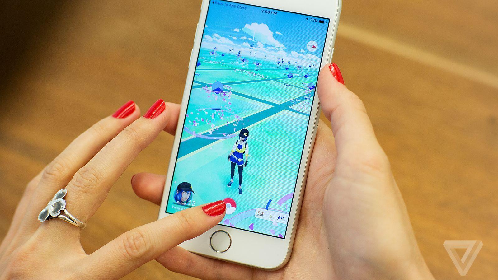 Pokémon Go uses little data but it's still a big drag on mobile networks