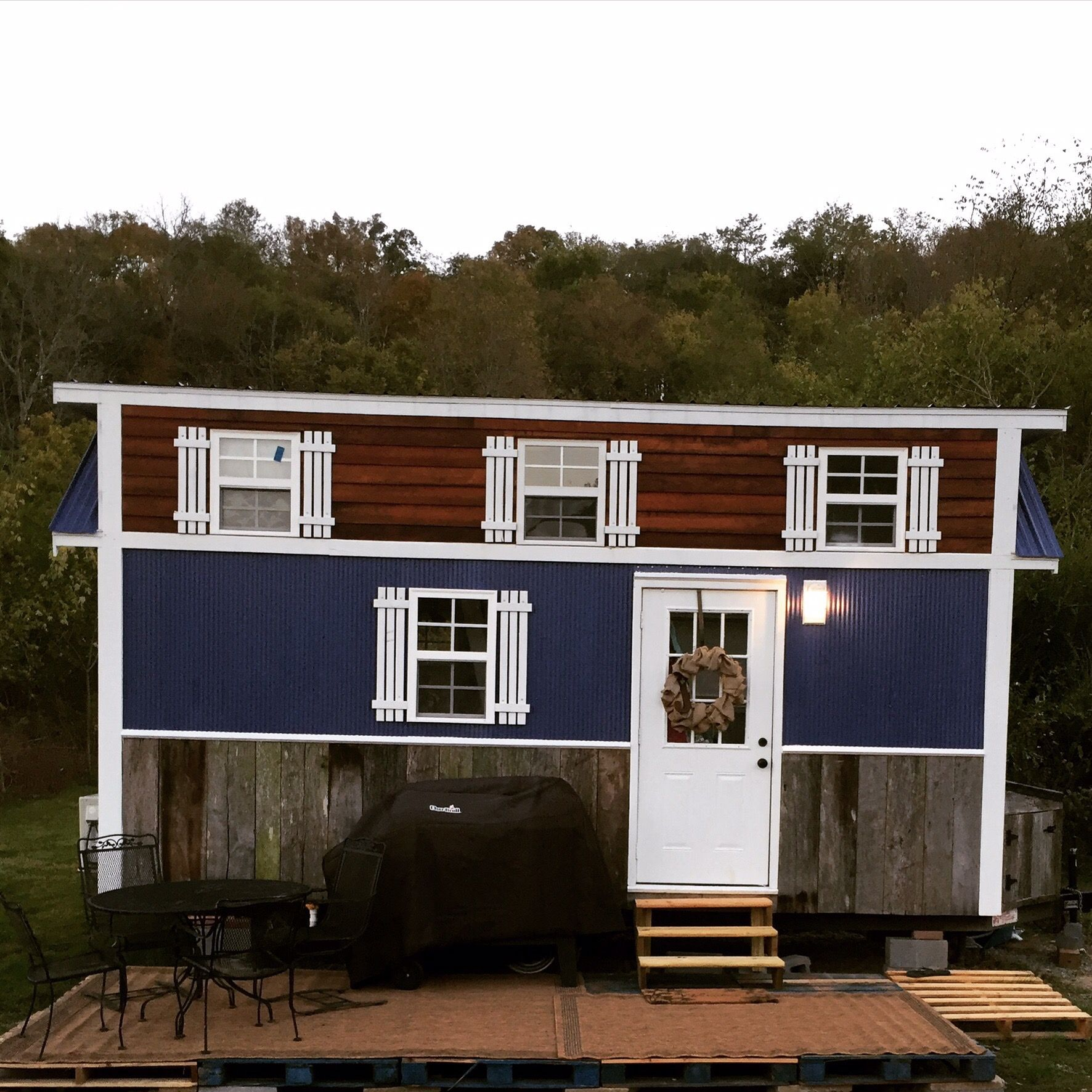 160 Sqft Tiny House On Wheels For Sale. We Are Selling This Fully Furnished  With