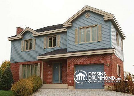 Maison Super Belle super belle rénovation w5812 - voici une photo après. les couleurs