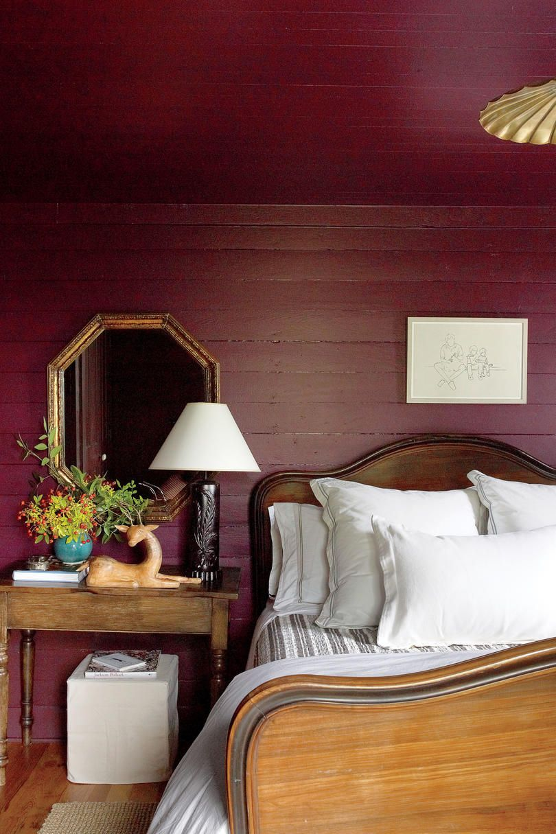 The Best Warm Paint Colors for a Cozy Home Guest bedroom
