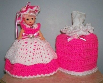Free Crochet Patterns For Toilet Tissue Holders : Crochet Toilet Roll Cover Pattern - Bing Images Crochet ...