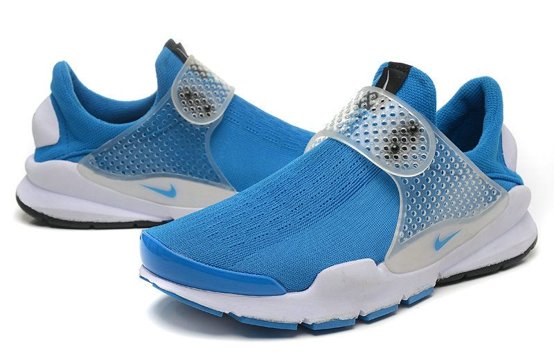 sale retailer 07100 9d3c4 Girl WMNS Nike Sock Dart fragment design x Blue Lagoon White Silver 728748  401