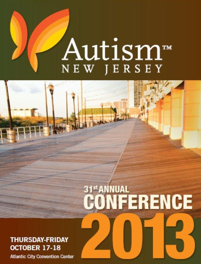 Annual Conference - Autism New Jersey Conference Brochures - annual agenda