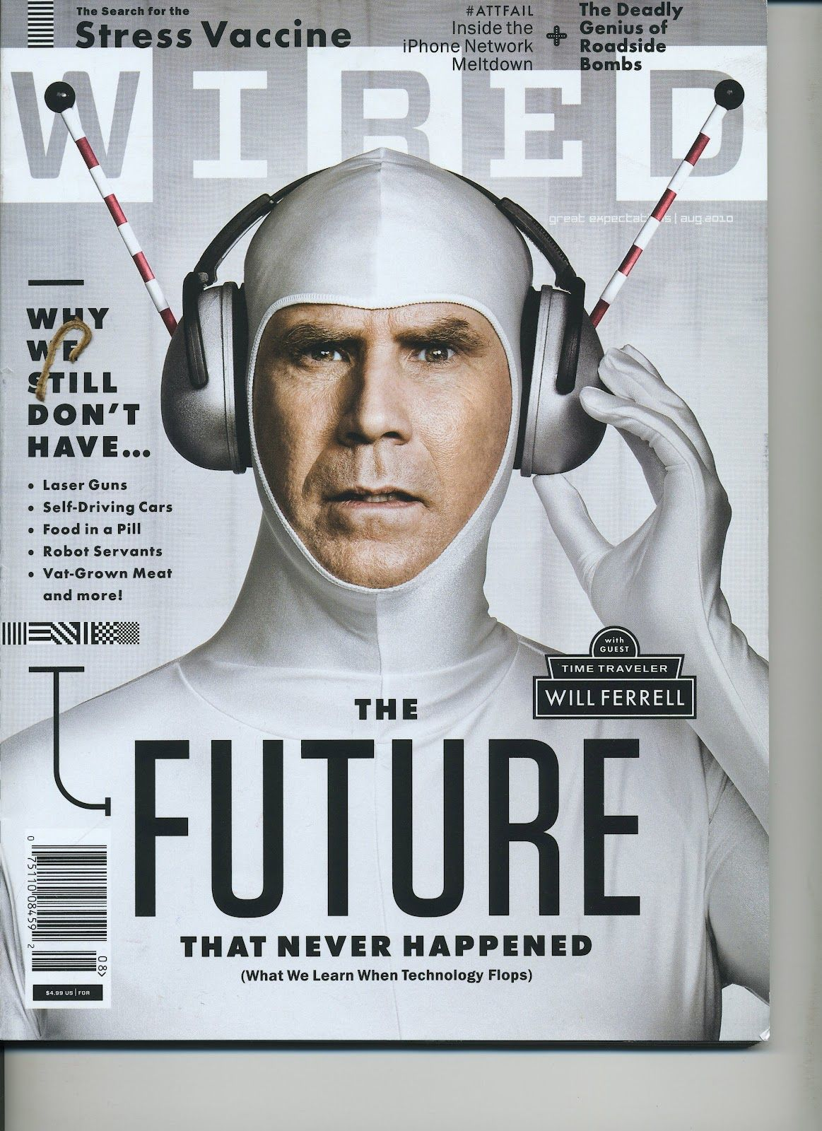 Wired - Will Ferrell | Entertain me | Pinterest | Wire covers