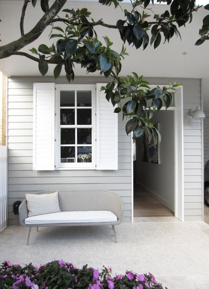 10 Simple Ways To Personalize Your Front Entry Weatherboard