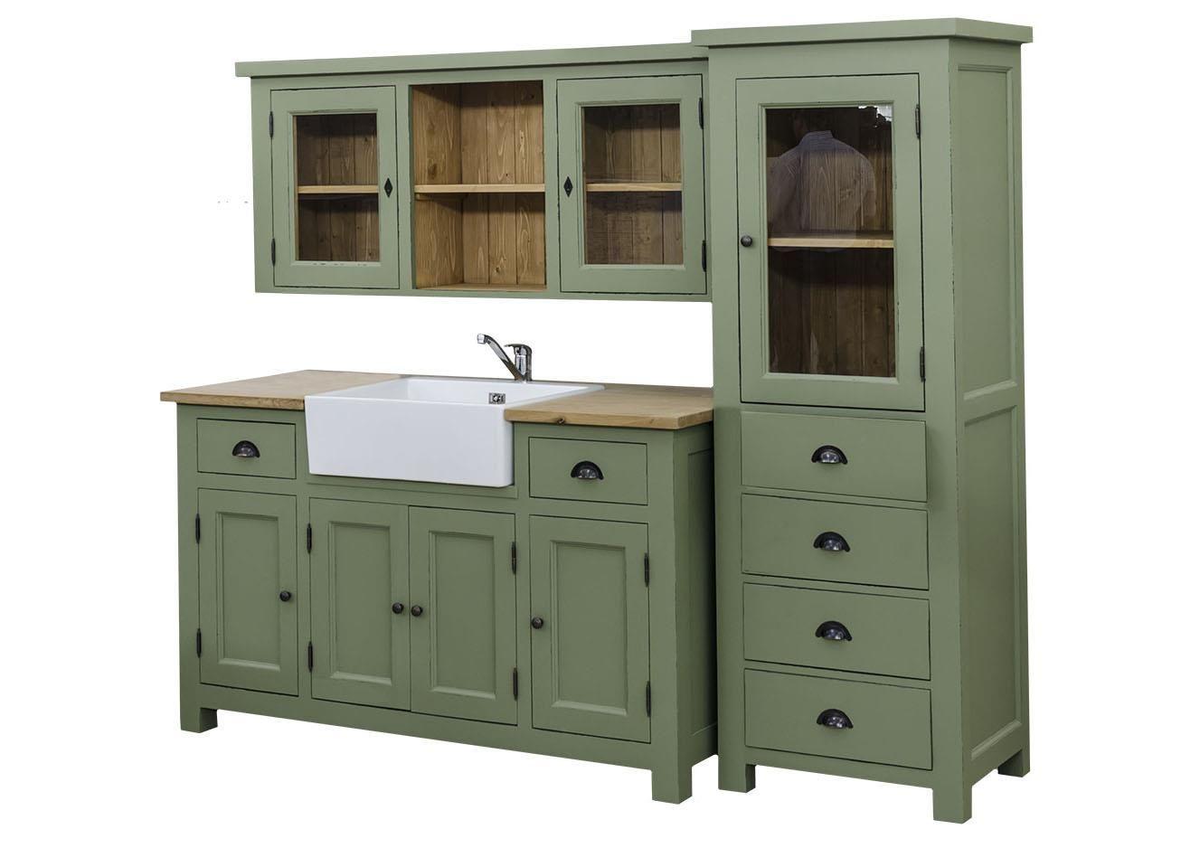 salle a manger style anglais 3 acheter votre meuble de cuisine en pin massif