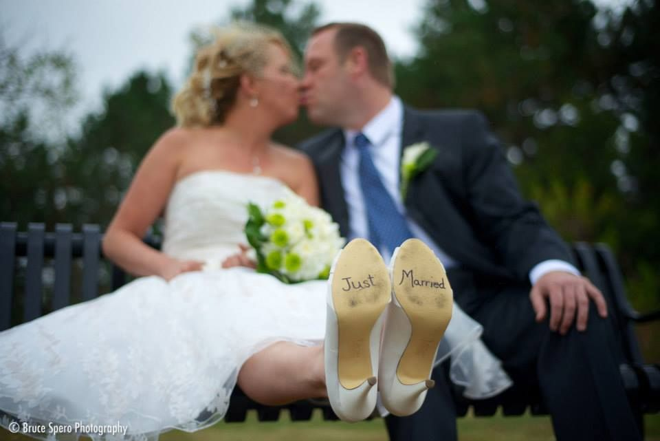 Mike and I got married.....here are some of the details....