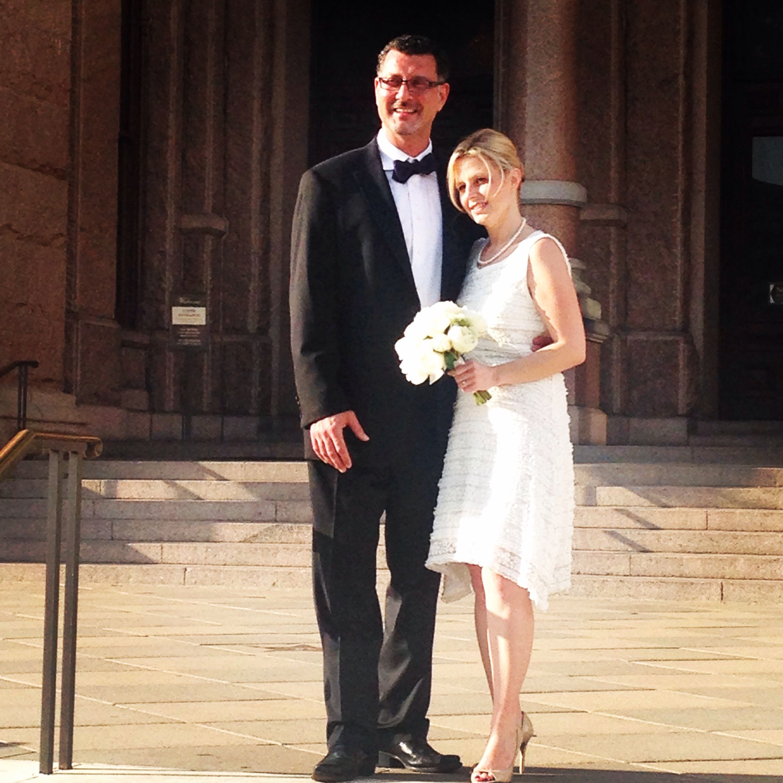Wedding, Austin, Texas, State Capitol, April 2014