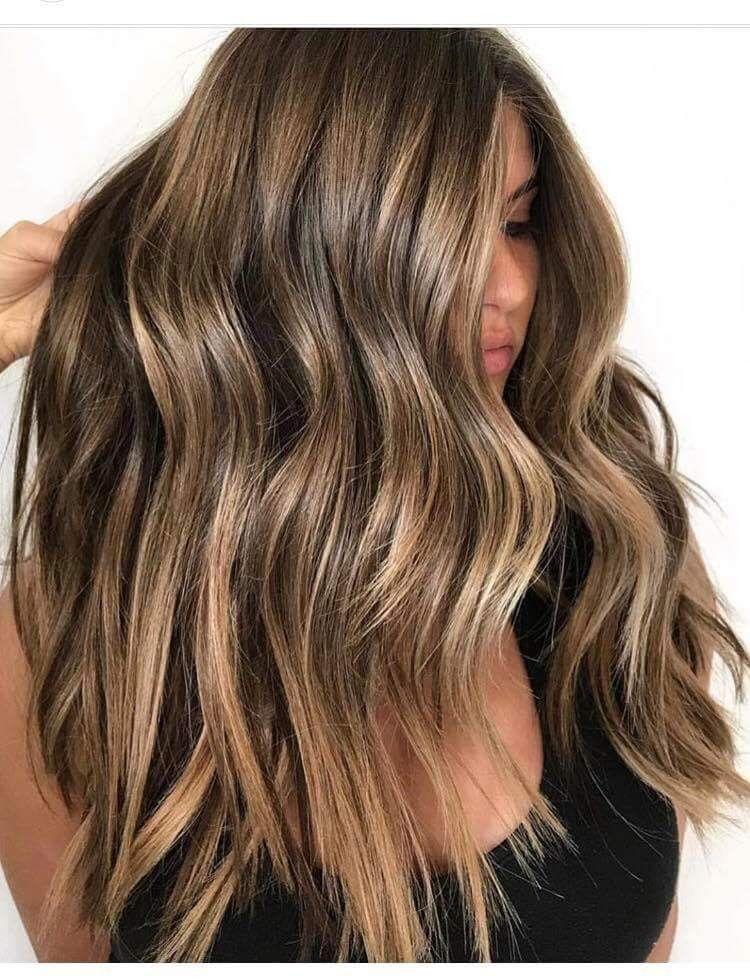 Pin By Elena Balan On Hairstyles Pinterest Hair Hair Highlights