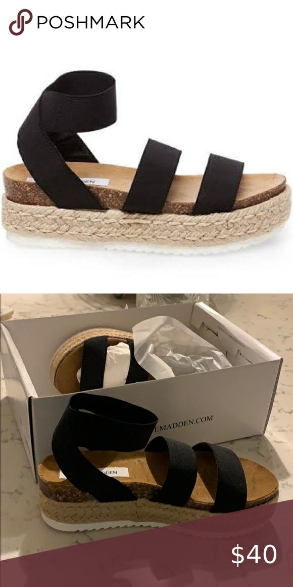 Steve Madden Kimmie sandals in 2020
