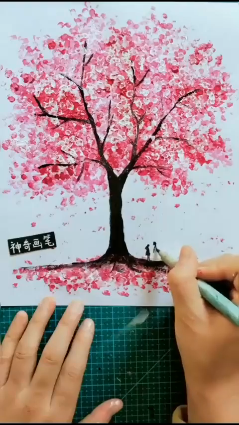 So Amazing Painting Drawing Technique
